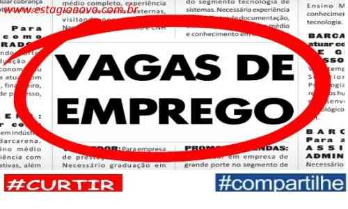 Vaga de emprego Gerente de trade marketing – SP